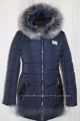 Женская курточка-пуховик. Утеплитель 2 слоя синтепона