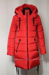 Женские куртки 2 слоя синтепона теплющая