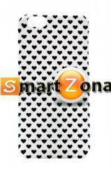 Чехлы ARU для на Айфон iPhone 6 с сердечками