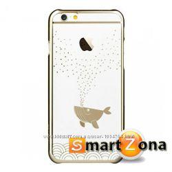Качественный Чехол Devia с китом для на Айфон iPhone 6