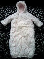 Детский комбинезон-трансформер Mothercare в отличном состоянии