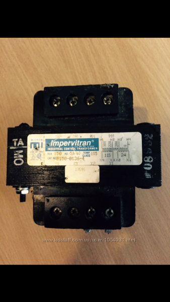 Понижающий Трансформатор Micron Impervitran Industrial Control 150KVA