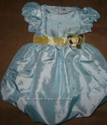 Новое нарядное платье 400р