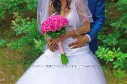 Весільна сукня розмір 42-44