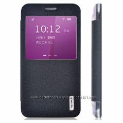 Чехол с окошком Remax для на самсунг Samsung Galaxy S5 Youth