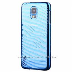 Чехол накладка полосатый зебра Vouni для на Samsung Galaxy S5