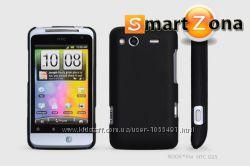 Прочный Чехол накладка ROCK для на НТС HTC Salsa G15 C510e