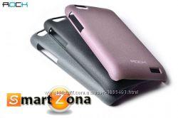 Чехол накладка ROCK для на НТС HTC One V T320e