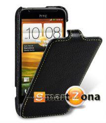 Чехол Флип Melkco для на НТС HTC возможные модели внутри