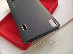 Новый Чёрный чехол накладка MOTOMO для на Леново Lenovo А A7000 K3 Note