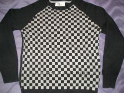 свитер коттоновый 7-9 лет  122-130 см
