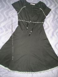 Белорусский трикотаж красивое трикотажное платье  ТМ Алеся р. 44 S, M