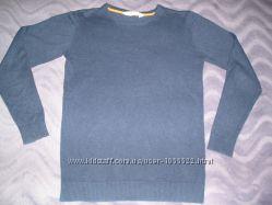 свитер H&M коттоновый  10-12 лет150 см