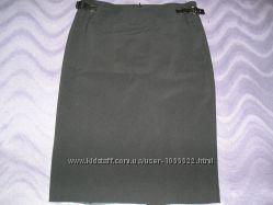 отличная классическая юбка ninesix ny р. 28 71-100 cм , М 38