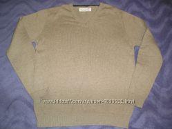 коттоновый свитерок zara knitwear 7-8 лет 128 см