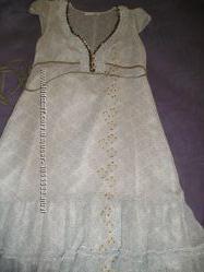 легкое платье  oxmo  р. 44-46   M-L