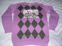 хороший свитерок для мальчика docnose  12-14 лет 158-164 см