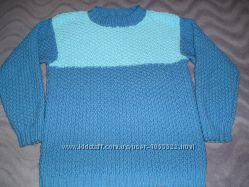 новый эксклюзивный свитерок для подростка S-M 158 см