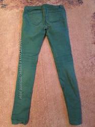 Стильні зелені джинси 394be2503bf5a