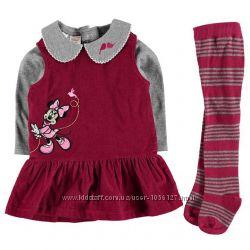 Нарядний костюм комплект для дівчинки Дісней 18-24 міс