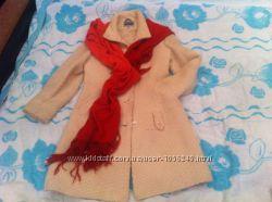Пальто демісезонне