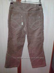 вельветовые брюки Бемби