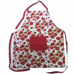 Кухонный текстиль из серии Маки