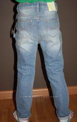 Новые джинсы Gap Boyfriend на девочку 5 лет