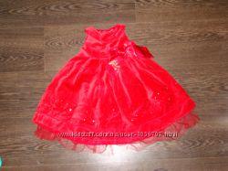 Нарядное платьице 12-18 месяцев early days