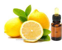 Лимонное натуральное эфирное масло