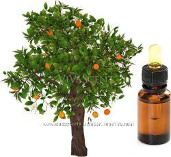 Петигреневое натуральное эфирное масло
