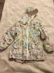 Курточка Next для девочки, 4-5 лет