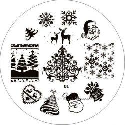 Серия дисков для стемпинга  AP-BP оригинал