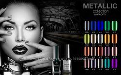 Гель-лак Naomi Metallic Collection