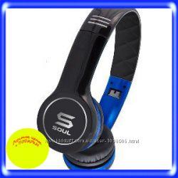 Наушники - Гарнитура микрофон Soul SL100