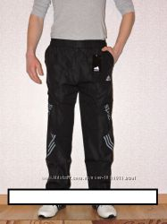 Спортивные штаны, Новые, плащевка с подкладкой рост до 165 см