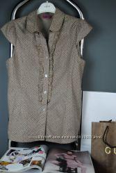 Летние хлопковые блузки