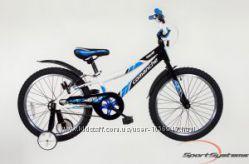 Детский велосипед Comanche Sheriff 20