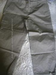 Хлопковые бриджи большого размера 18W DKNY Donna Karan 56-58