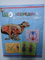 Енциклопедія природи, Що в середині