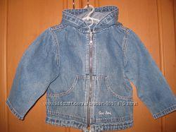 Джинсовая весенняя курточка GLORIA JEANS