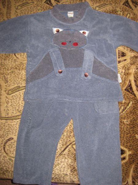 Флисовый костюмчик