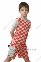 Комплект на мальчика размер 28, 110-116