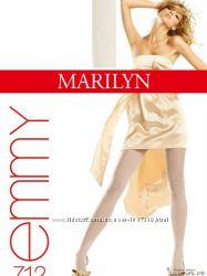 Фантазийные, прозрачные колготки Marilyn 20 den 34