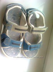 Комплект обуви босоножки и вьетнамки для мальчика, р. 29