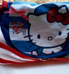 Набор сумка и кошелек Hello Kitty Sanrio для девочки