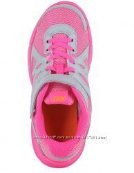Nike Revolution 2 555091-011 Silver Citrus Pink Kids, размер 30