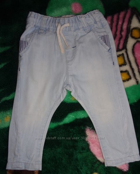джинсики для мальчика next