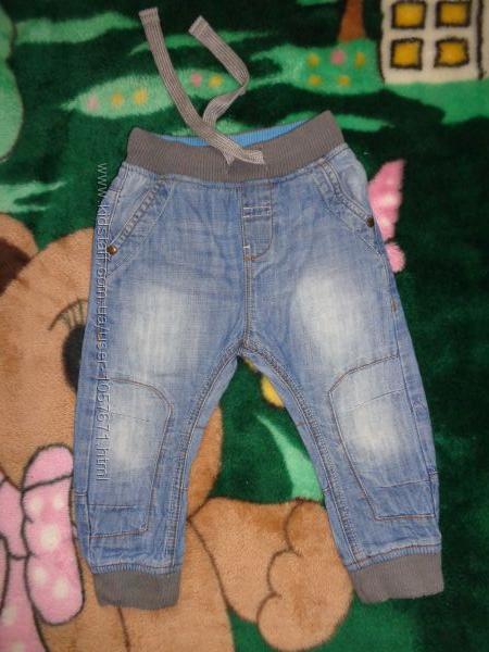 джинсики и штанишки мальчику