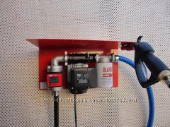 Качественные мини-АЗС, насосы 12, 24, 220 Вольт  от 35 до 150лмин для бенз